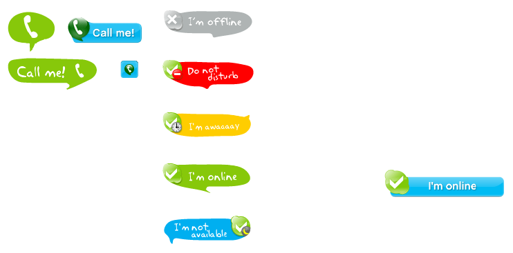 Custom Skype Overlays