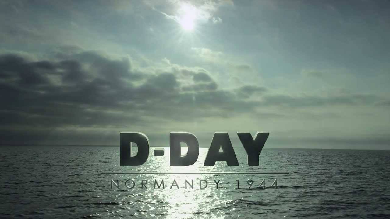 d-day normandy 1944