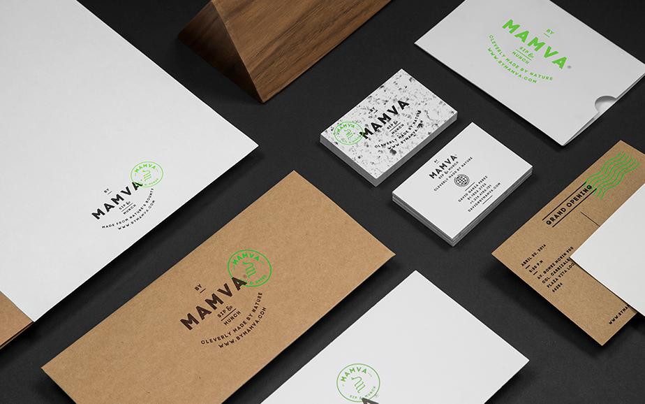 mamva branding project