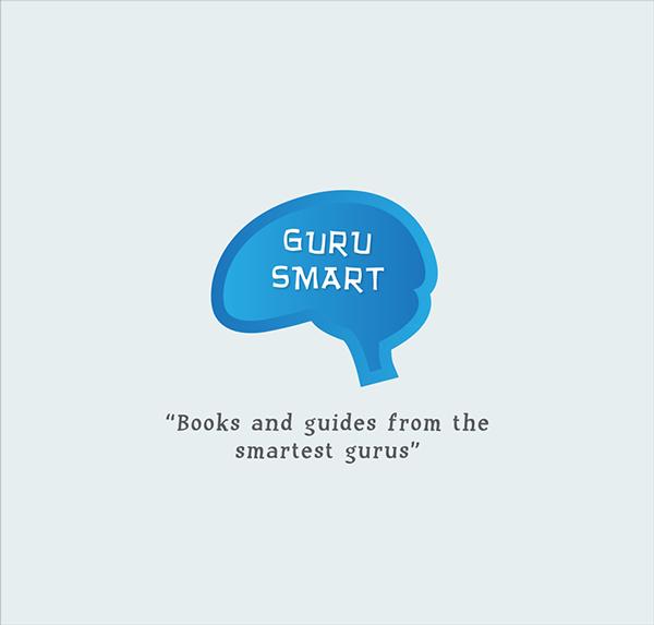 Guru Smart logo design