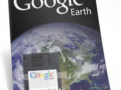 Google Earth offline mode