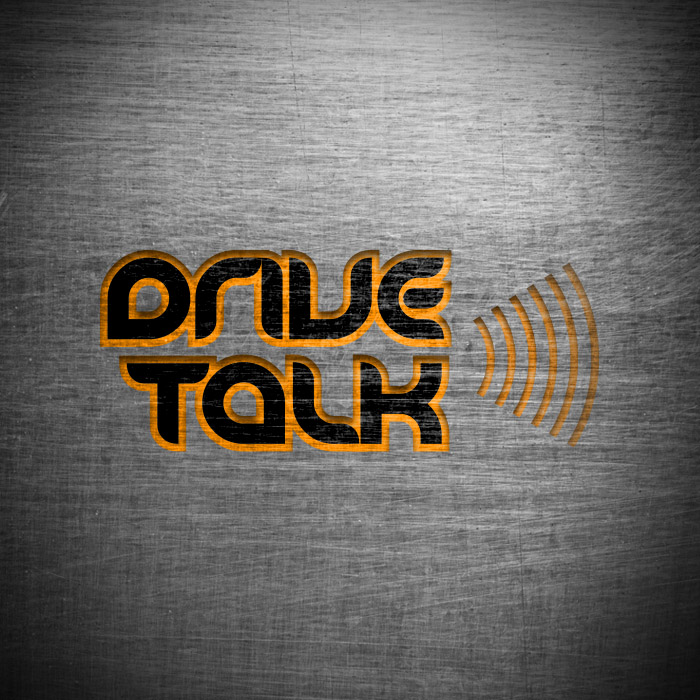 Drive Talk logo design