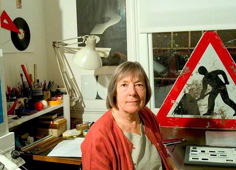 Margaret Calvert Featured