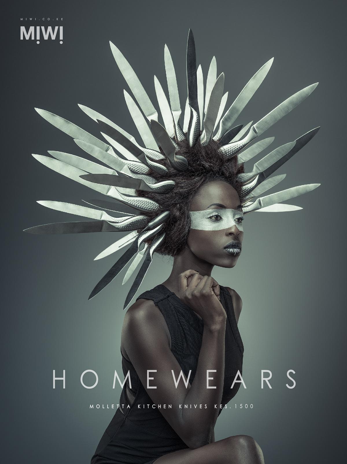 Osborne Macharia homewears