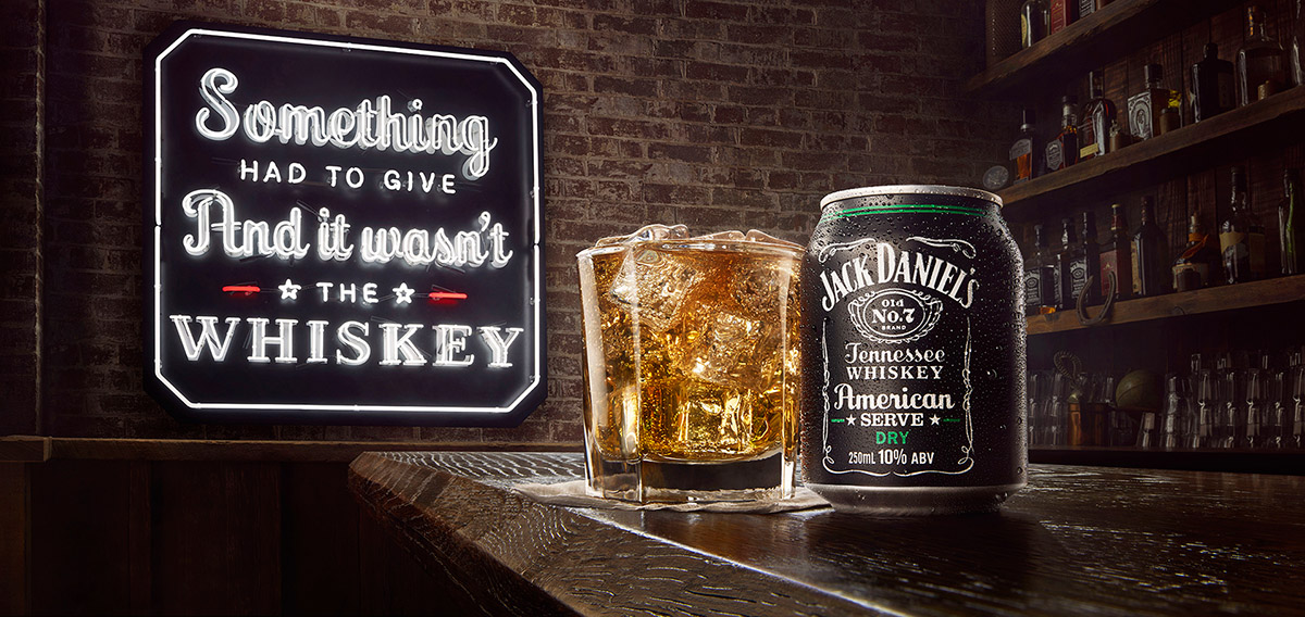 Jack Daniels Ad