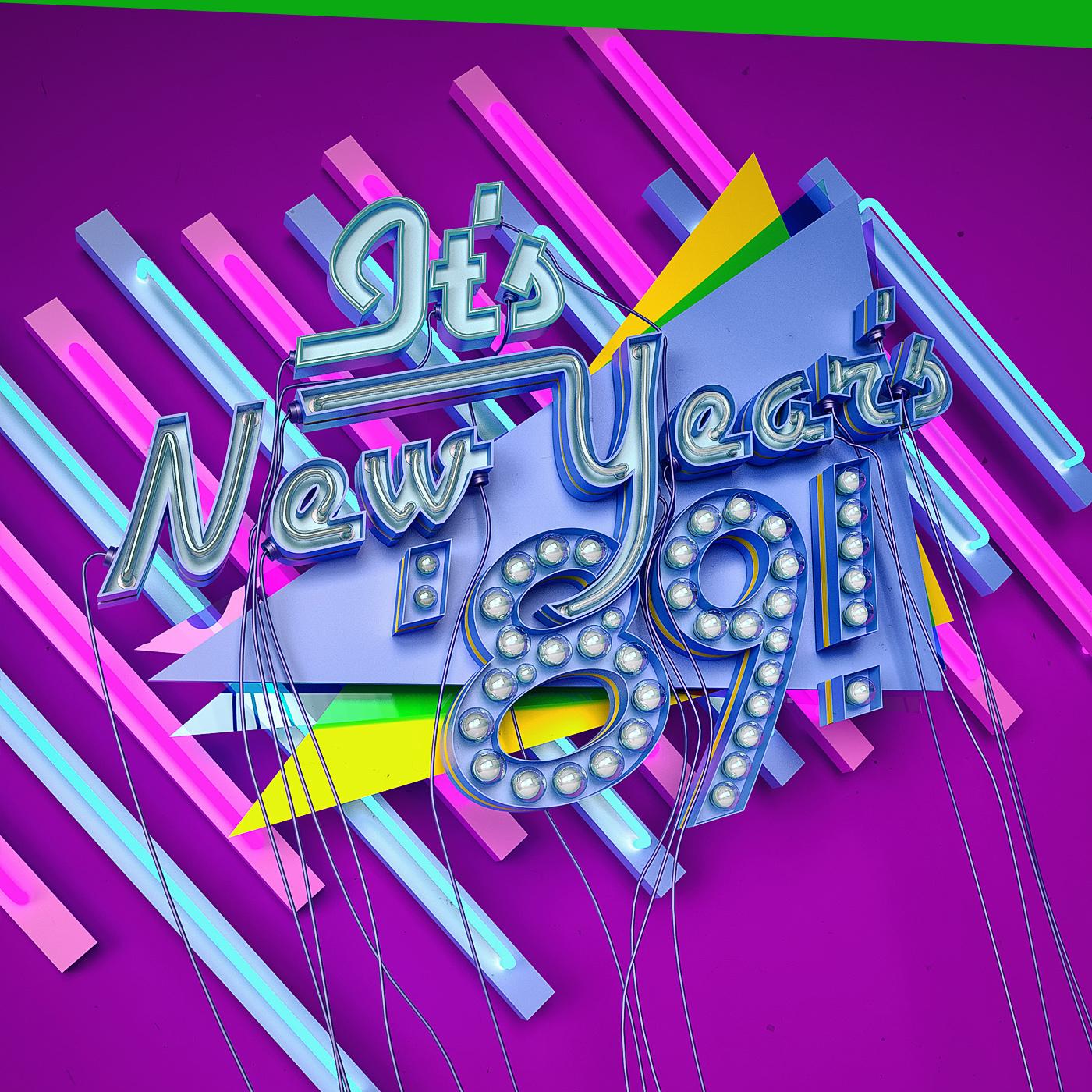New Years' 89