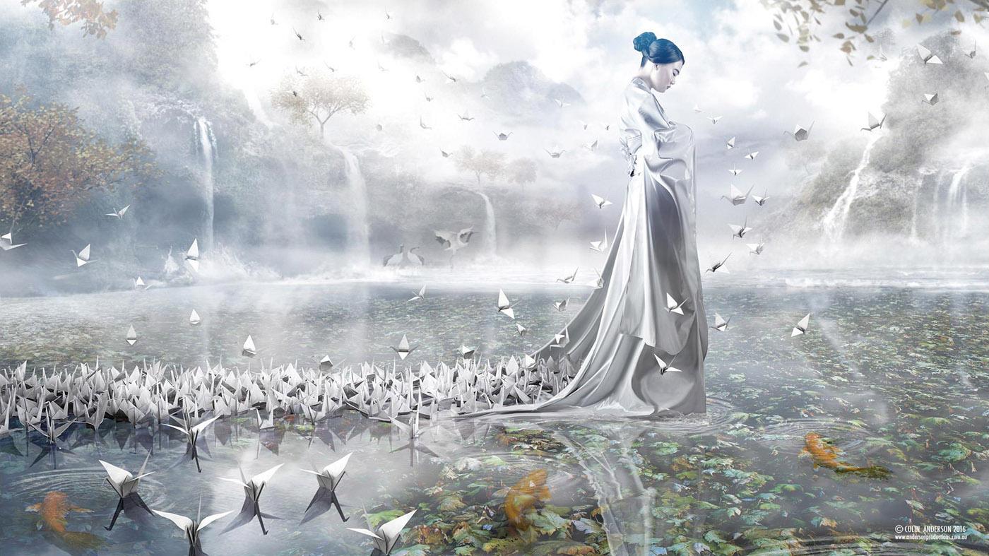 Sadako Sasaki - Colin Anderson