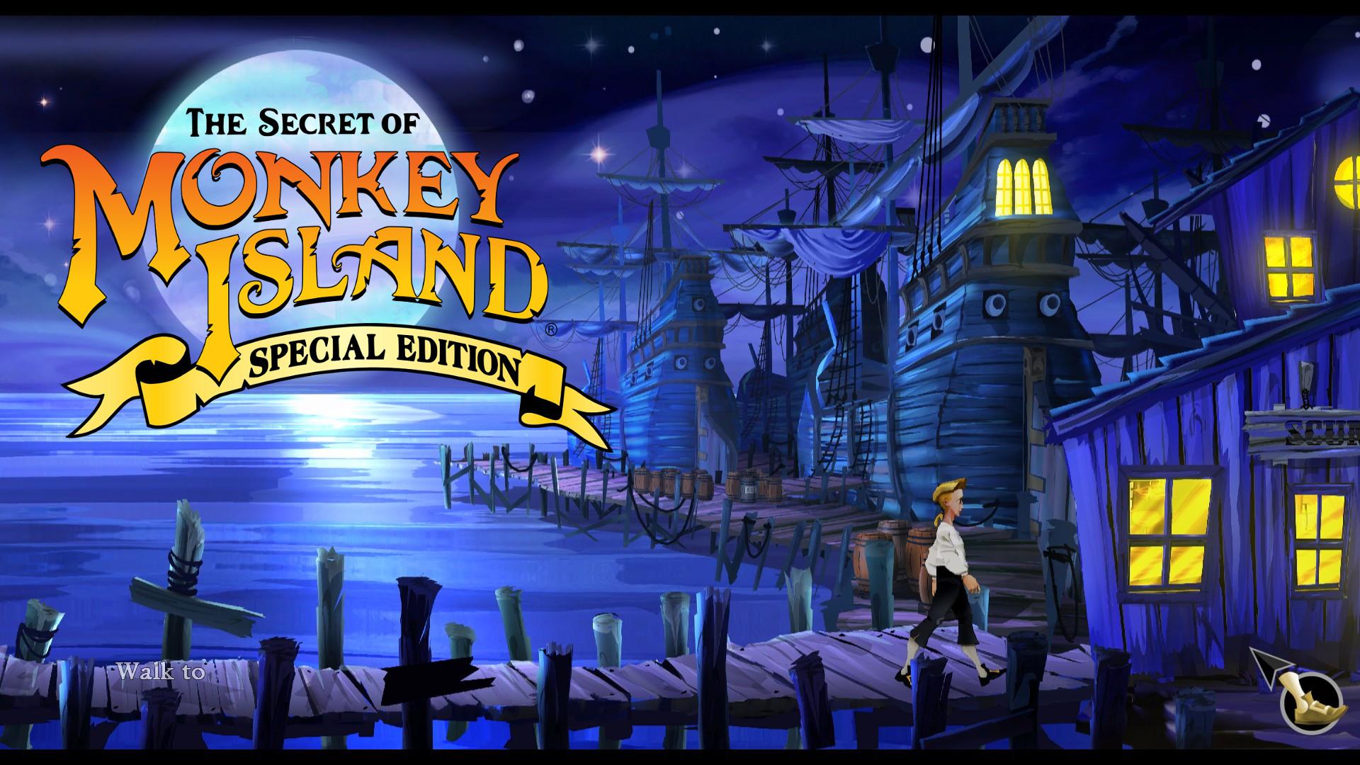 Monkey Island HD