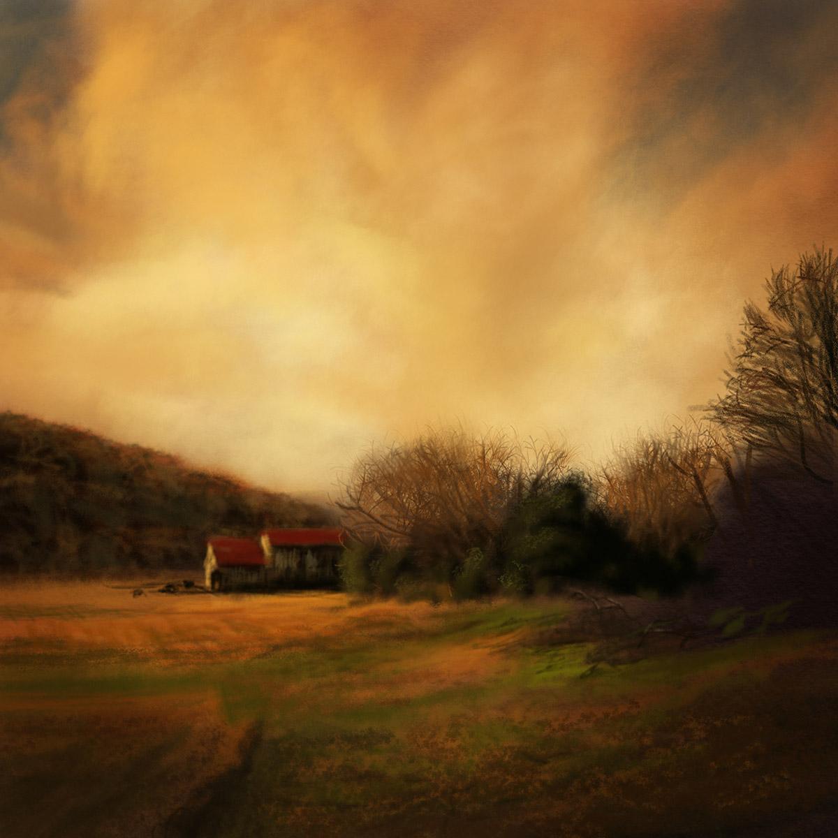 Big Cove Barn - Alabama - Todd Lee