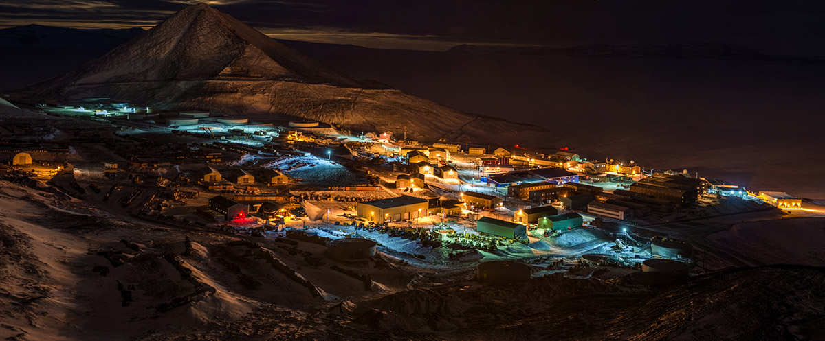 McMurdo at Night