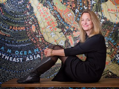 Paula Scher - Featured