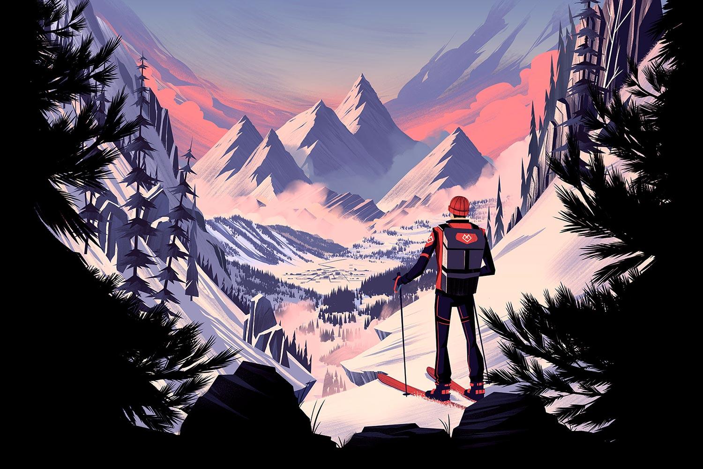 Snow Vallery