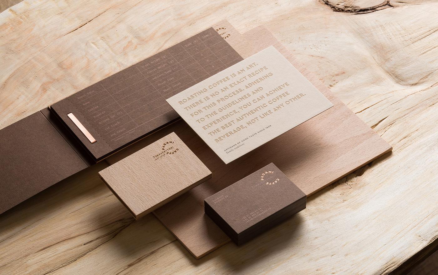 Caffè Pagani Cards