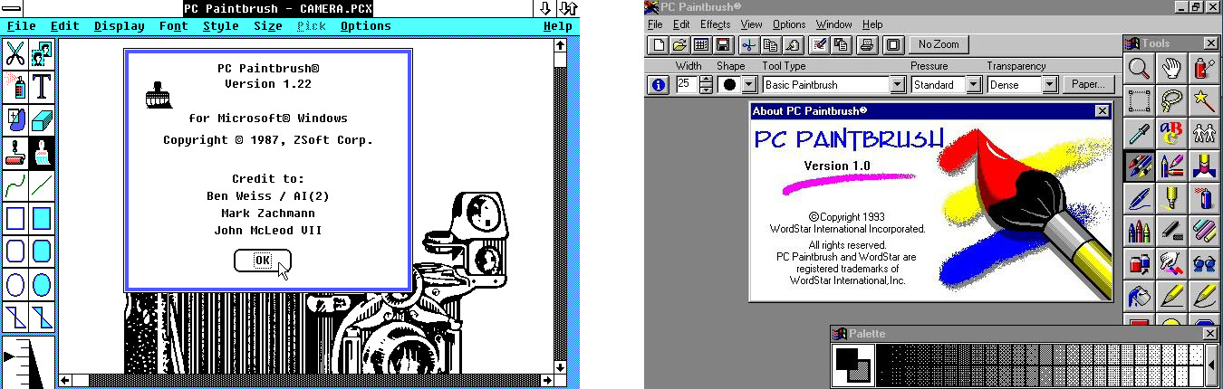Old MS Paint 1987 1993