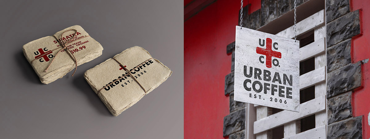 Urban Coffee Rebrand
