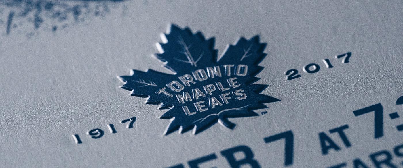 Maple Leafs Season Ticket