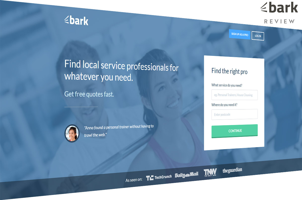Bark Review