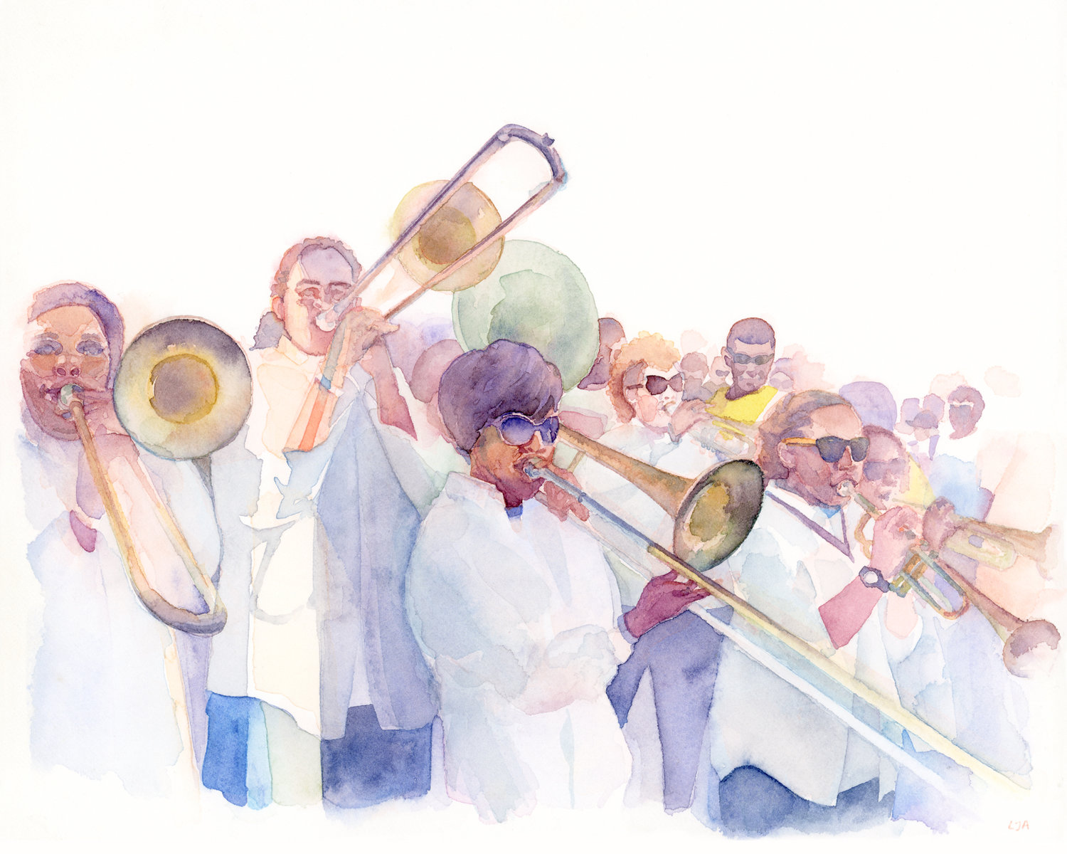 The Original Pinette's Brass Band