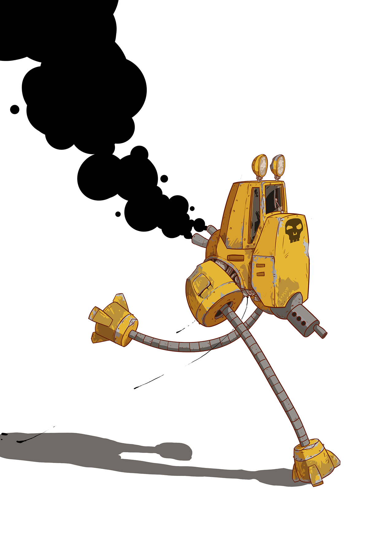 project Robot-Szhmobot