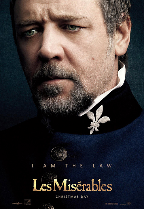 les miserables poster russel crowe