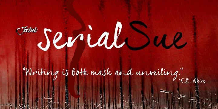 Serial Sue Font