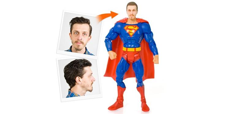 3D Head Printing