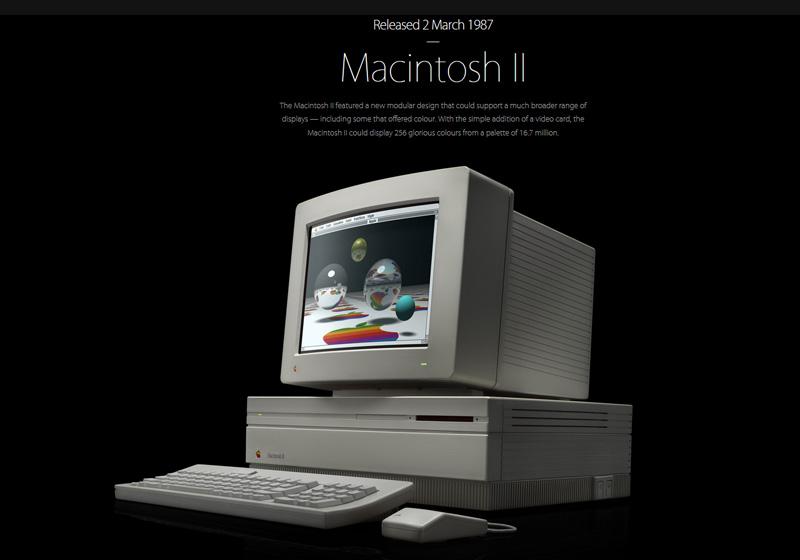 mac 30 years